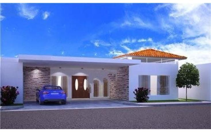 Foto de casa en venta en  , contry, monterrey, nuevo león, 1373963 No. 01