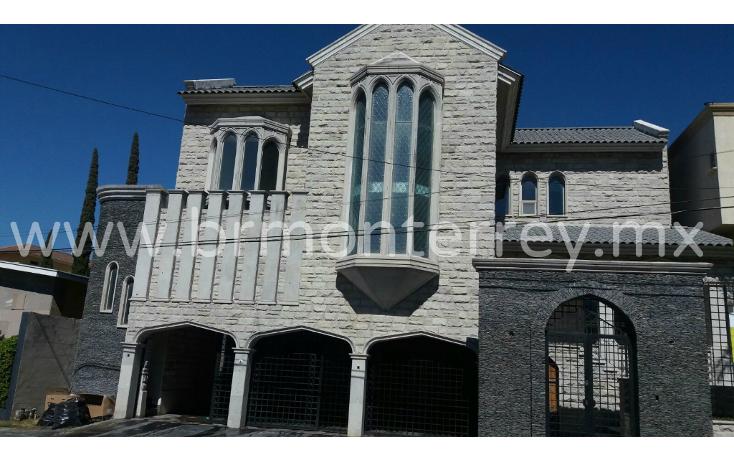 Foto de casa en venta en  , contry, monterrey, nuevo le?n, 1630788 No. 01