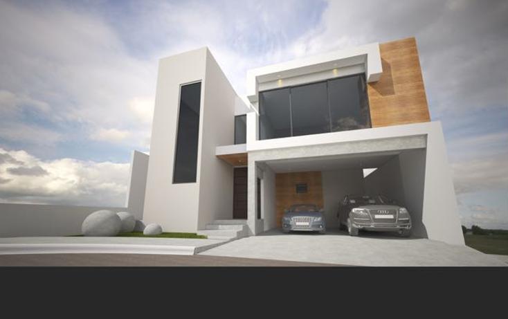Foto de casa en venta en  , contry, monterrey, nuevo le?n, 1663105 No. 01