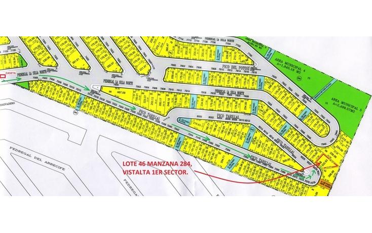 Foto de terreno habitacional en venta en  , contry, monterrey, nuevo león, 1871442 No. 02
