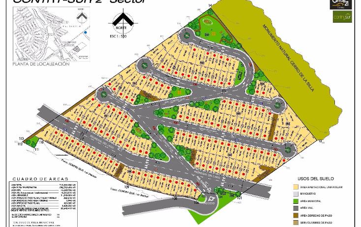 Foto de terreno habitacional en venta en  , contry sur, monterrey, nuevo león, 1403829 No. 01