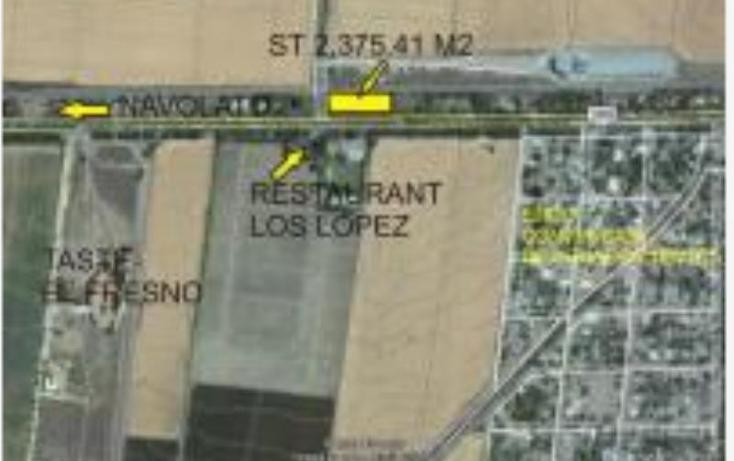 Foto de terreno comercial en venta en  , convención de aguascalientes, navolato, sinaloa, 856387 No. 02