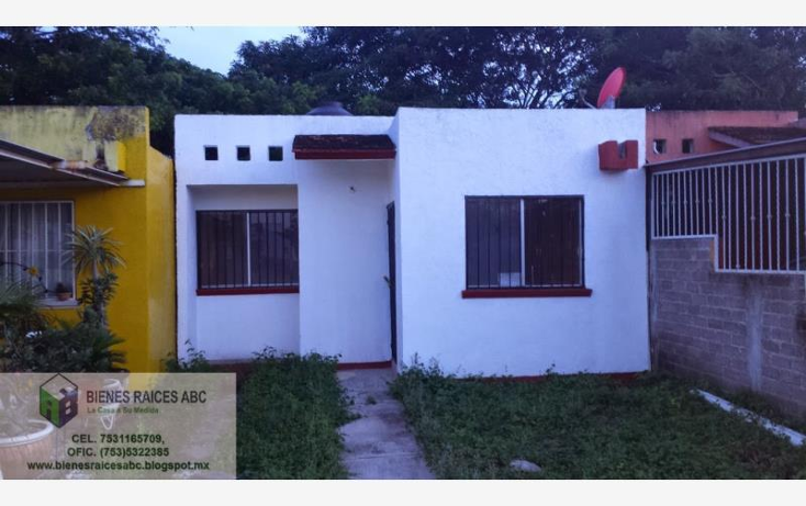 Foto de casa en renta en  , copalac, lázaro cárdenas, michoacán de ocampo, 1817786 No. 01