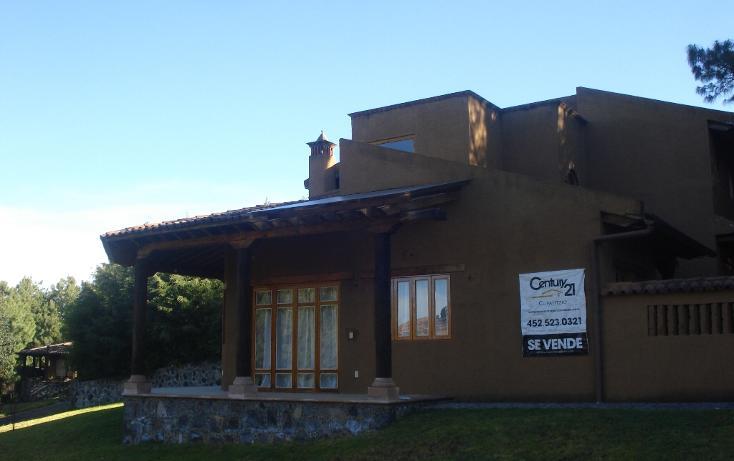 Foto de casa en venta en  , corazón de durazno, pátzcuaro, michoacán de ocampo, 1203109 No. 01