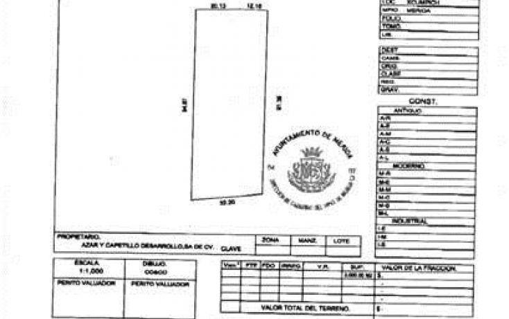 Foto de terreno comercial en venta en, cordemex, mérida, yucatán, 1231125 no 03