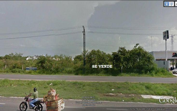 Foto de terreno comercial en venta en, cordemex, mérida, yucatán, 1244511 no 01
