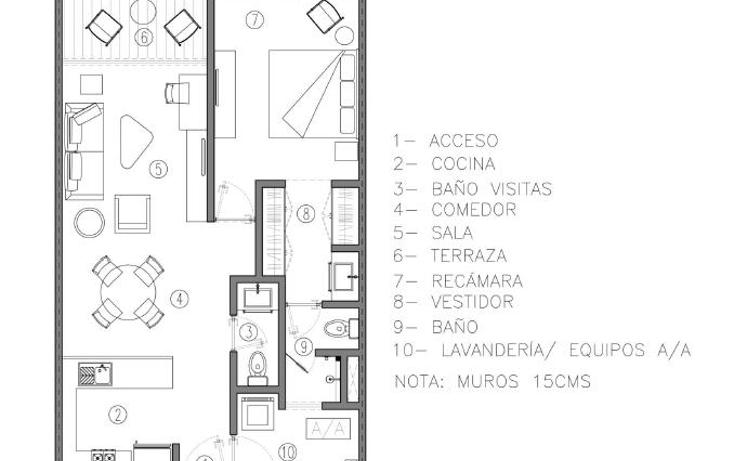 Foto de casa en venta en  , cordemex, mérida, yucatán, 1435515 No. 11