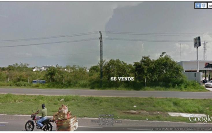 Foto de terreno habitacional en venta en, cordemex, mérida, yucatán, 1489091 no 01