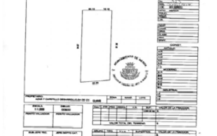 Foto de terreno habitacional en venta en, cordemex, mérida, yucatán, 1489091 no 07