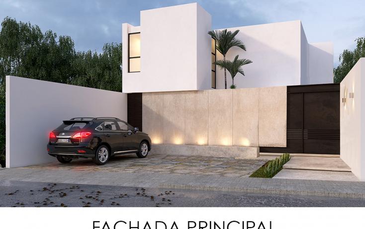Foto de casa en venta en, cordemex, mérida, yucatán, 1574556 no 01