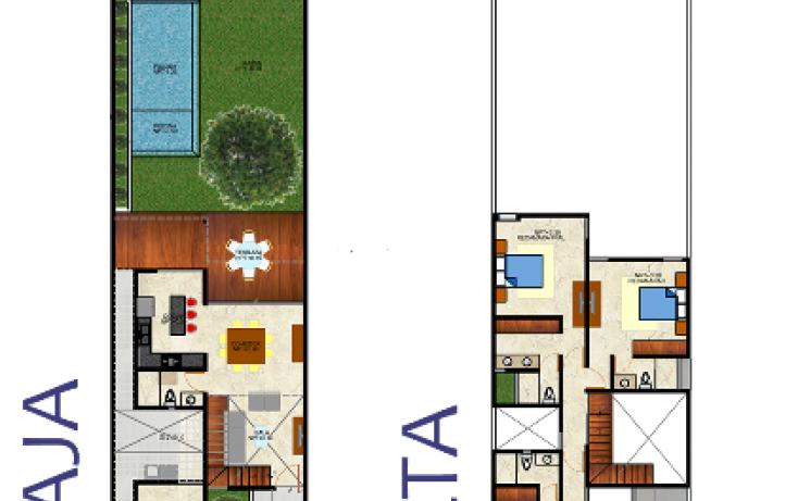 Foto de casa en venta en, cordemex, mérida, yucatán, 1574556 no 04