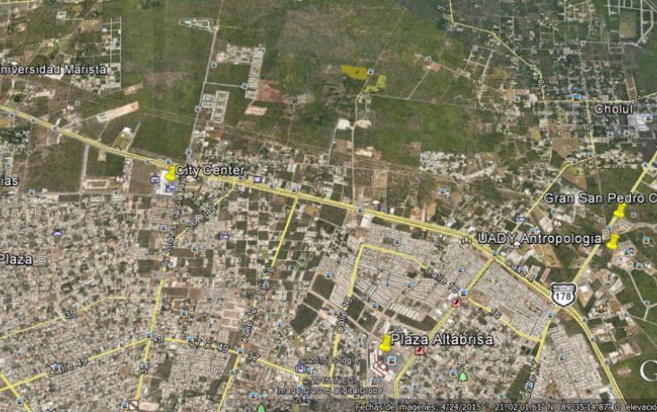 Foto de terreno comercial en venta en, cordemex, mérida, yucatán, 1611354 no 02