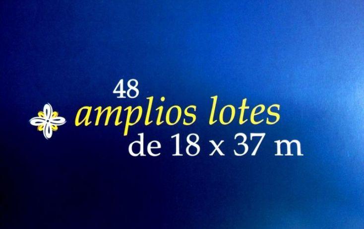 Foto de terreno habitacional en venta en, cordemex, mérida, yucatán, 1693594 no 08