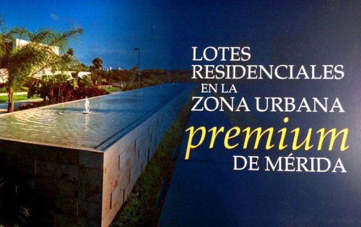 Foto de terreno habitacional en venta en, cordemex, mérida, yucatán, 1693594 no 09