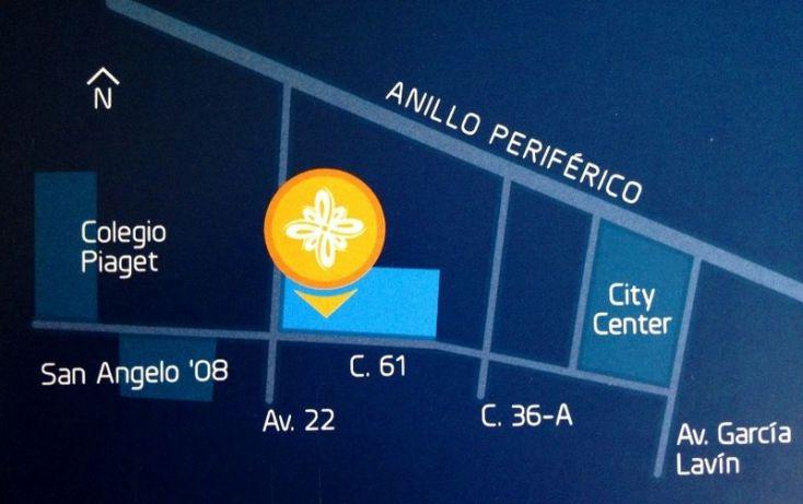 Foto de terreno habitacional en venta en, cordemex, mérida, yucatán, 1693594 no 10