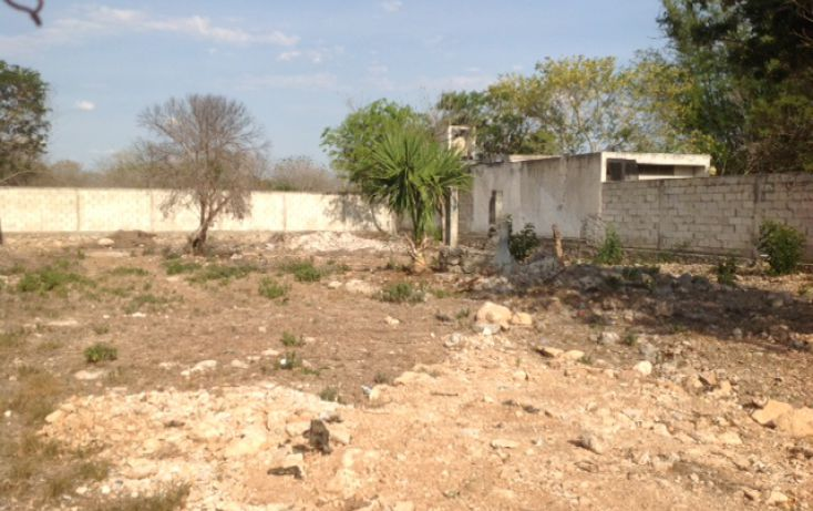 Foto de terreno habitacional en venta en, cordemex, mérida, yucatán, 1813984 no 05