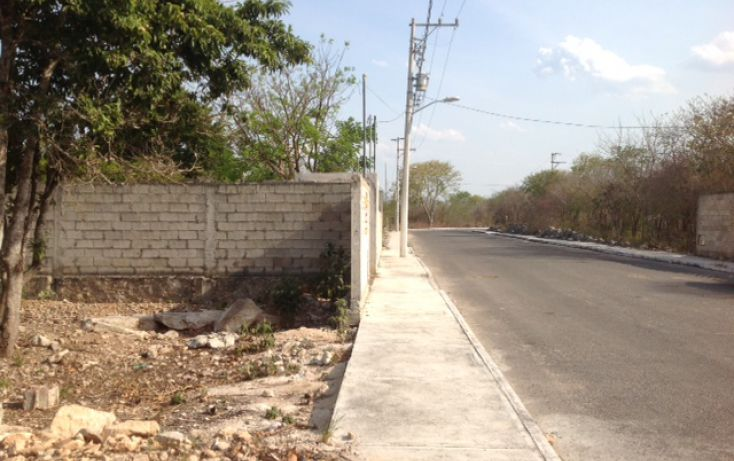 Foto de terreno habitacional en venta en, cordemex, mérida, yucatán, 1813984 no 06