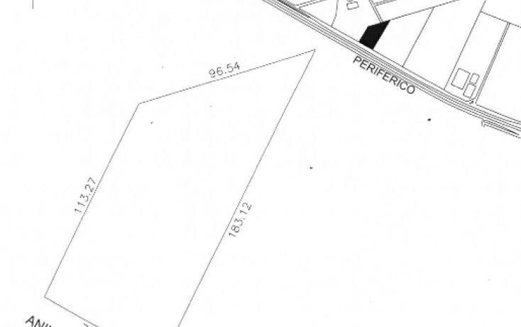 Foto de terreno comercial en venta en, cordemex, mérida, yucatán, 1830242 no 01
