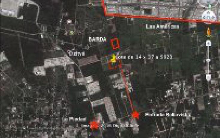Foto de terreno habitacional en venta en, cordemex, mérida, yucatán, 1997620 no 06