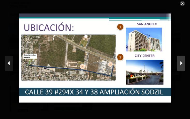 Foto de departamento en venta en, cordemex, mérida, yucatán, 2016980 no 10