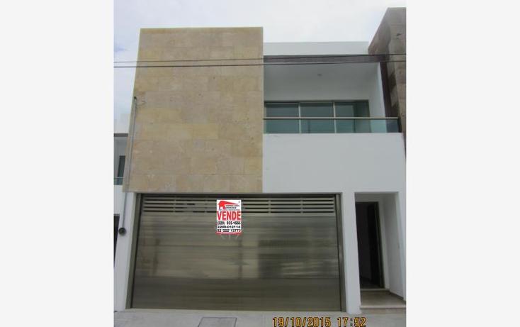 Foto de casa en venta en  , cordilleras, boca del río, veracruz de ignacio de la llave, 1428029 No. 01