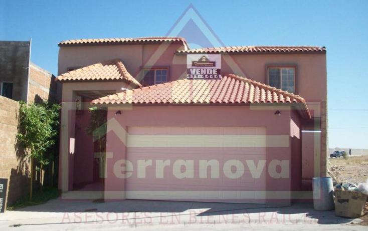 Foto de casa en venta en  , cordilleras, chihuahua, chihuahua, 894527 No. 01