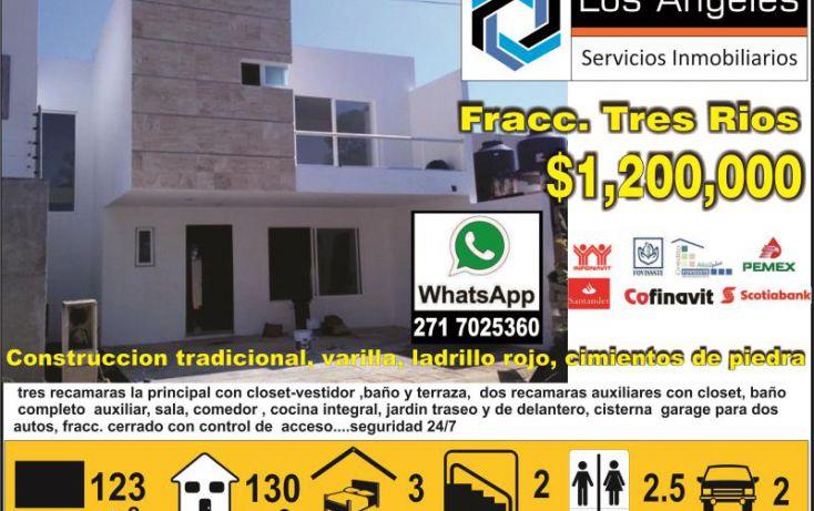 Foto de casa en venta en, córdoba centro, córdoba, veracruz, 1536778 no 01