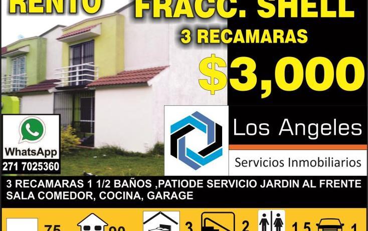 Foto de casa en renta en  , córdoba centro, córdoba, veracruz de ignacio de la llave, 1538358 No. 01
