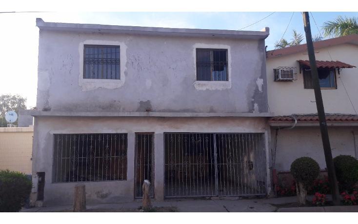Foto de casa en venta en  , residencial del valle, ahome, sinaloa, 1717208 No. 01