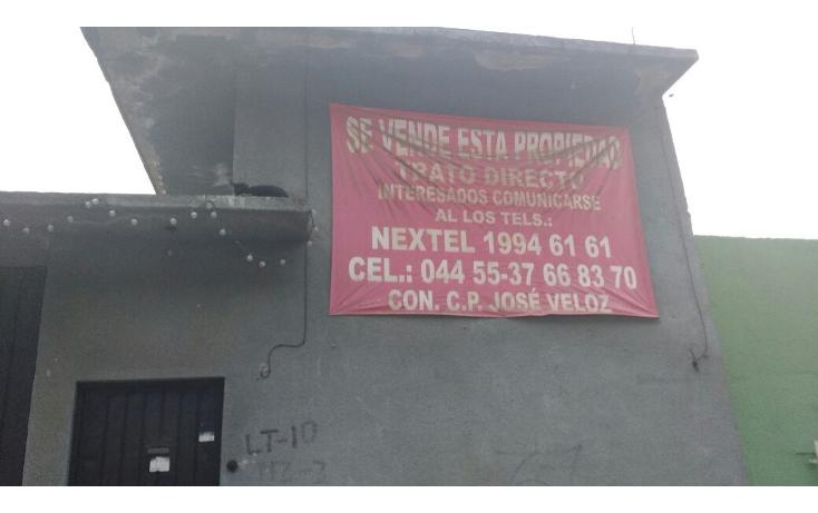 Foto de casa en venta en coronado , el paraíso, iztapalapa, distrito federal, 596208 No. 02