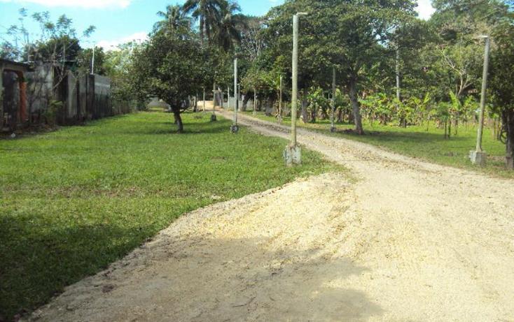 Foto de terreno habitacional en venta en  , coronel traconis 1ra sección (la isla), centro, tabasco, 471789 No. 08