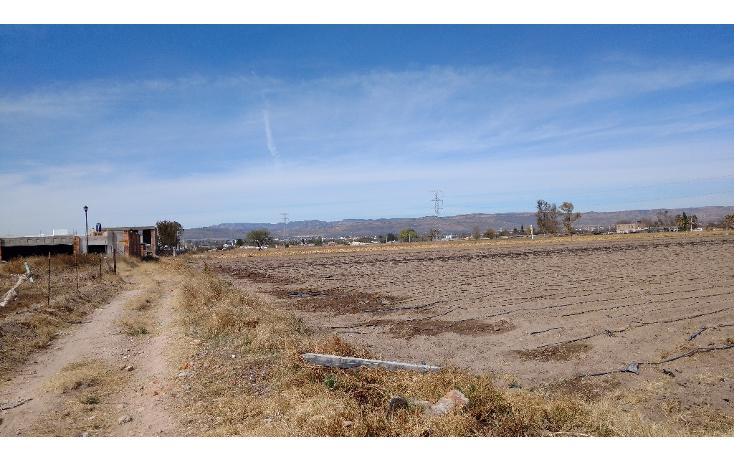 Foto de terreno habitacional en venta en  , corral de barrancos, jesús maría, aguascalientes, 1647372 No. 02