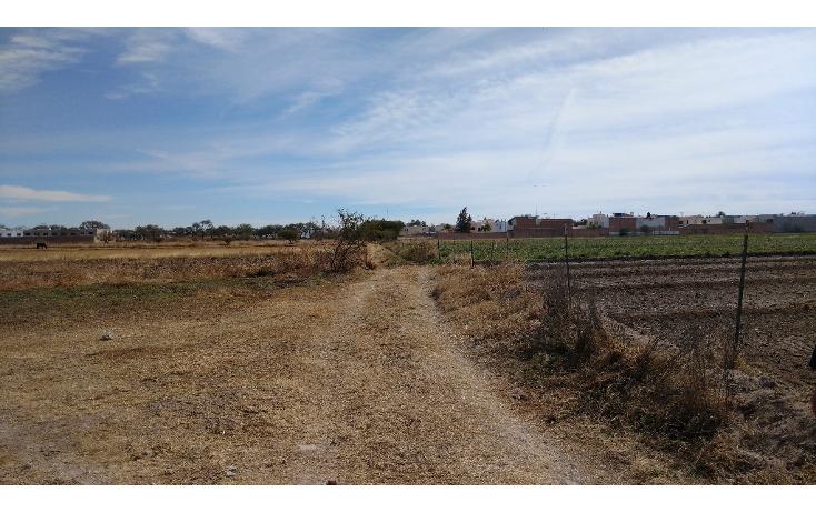 Foto de terreno habitacional en venta en  , corral de barrancos, jesús maría, aguascalientes, 1647372 No. 03