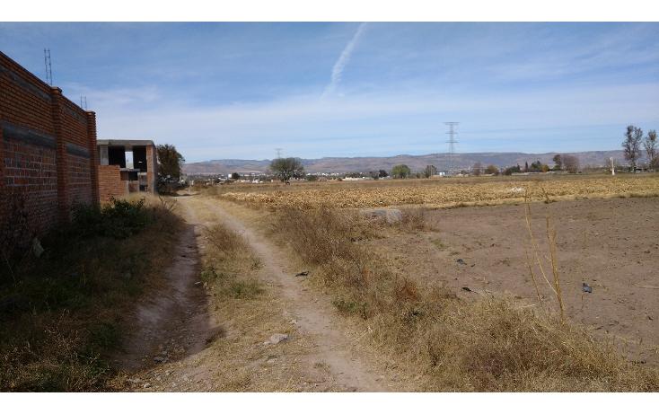 Foto de terreno habitacional en venta en  , corral de barrancos, jesús maría, aguascalientes, 1647372 No. 04