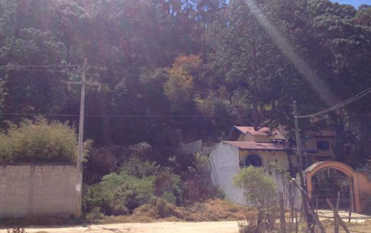 Foto de terreno habitacional en venta en corral de piedra, corral de piedra, san cristóbal de las casas, chiapas, 1709202 no 01