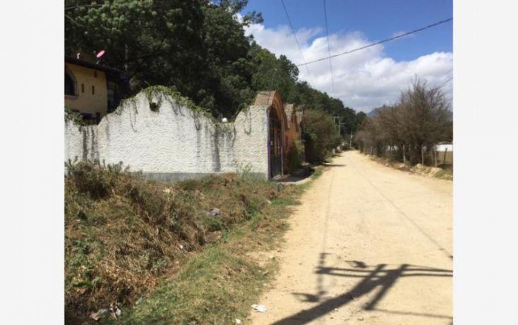 Foto de terreno habitacional en venta en corral de piedra, corral de piedra, san cristóbal de las casas, chiapas, 1709202 no 04
