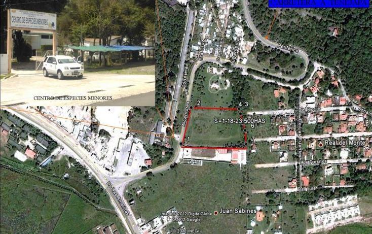 Foto de terreno habitacional en venta en  , corral de piedra, san cristóbal de las casas, chiapas, 1455923 No. 14
