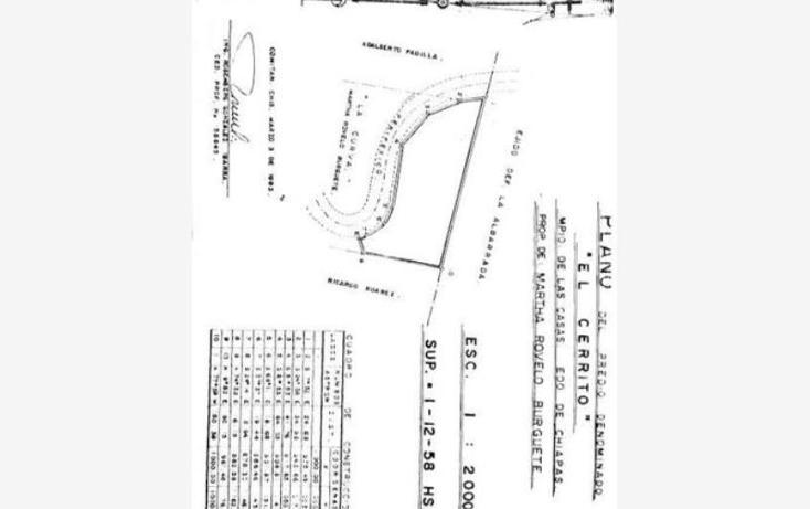 Foto de terreno habitacional en venta en  , corral de piedra, san cristóbal de las casas, chiapas, 2680851 No. 07