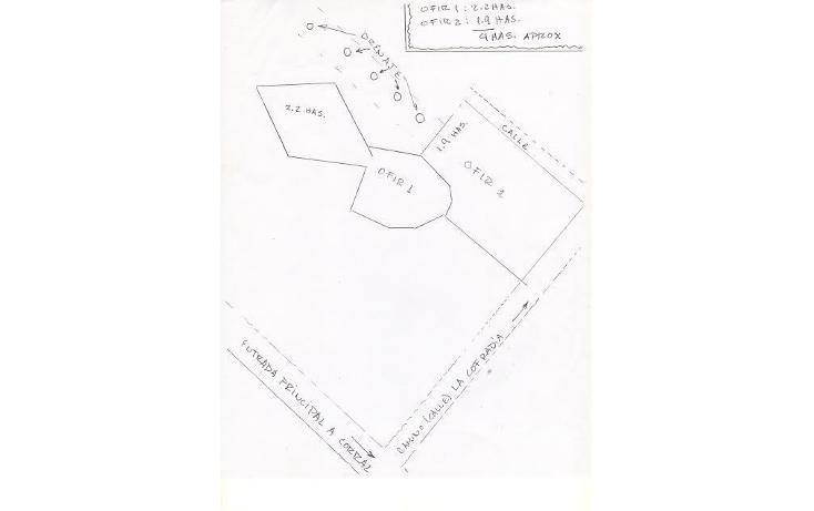Foto de terreno habitacional en venta en  , corral de piedra, san crist?bal de las casas, chiapas, 592807 No. 08