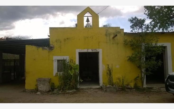 Foto de rancho en venta en  , corredor ganadero, tunkás, yucatán, 1755114 No. 01