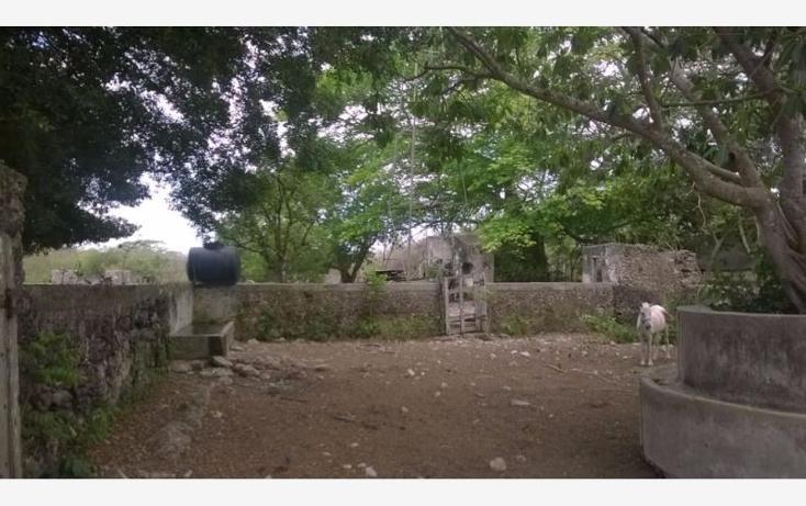 Foto de rancho en venta en  , corredor ganadero, tunkás, yucatán, 1755114 No. 21