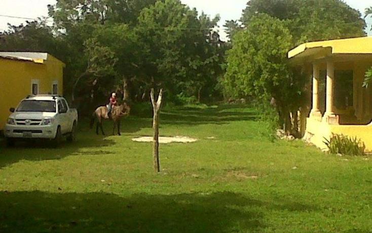 Foto de rancho en venta en  , corredor ganadero, tunkás, yucatán, 1755114 No. 25