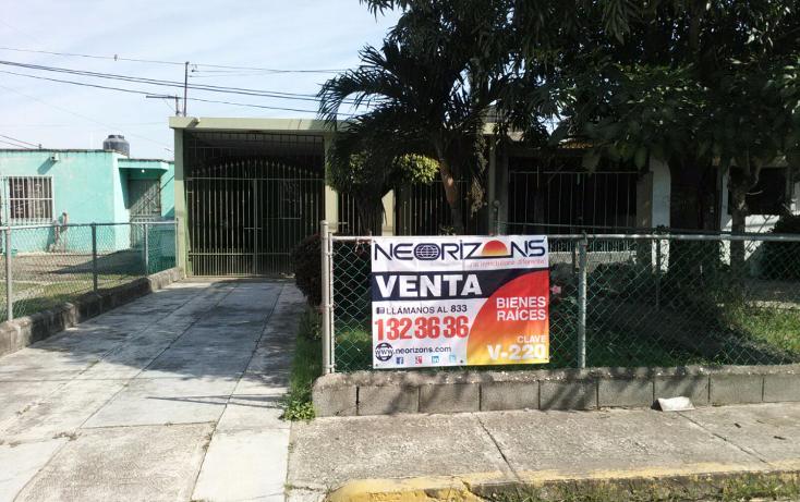 Foto de casa en venta en  , corredor industrial, altamira, tamaulipas, 1547886 No. 01