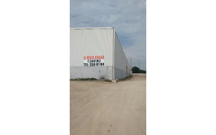 Foto de bodega en renta en  , corredor industrial, altamira, tamaulipas, 1619392 No. 09