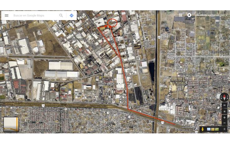 Foto de terreno industrial en renta en  , corredor industrial toluca lerma, lerma, m?xico, 1502367 No. 14