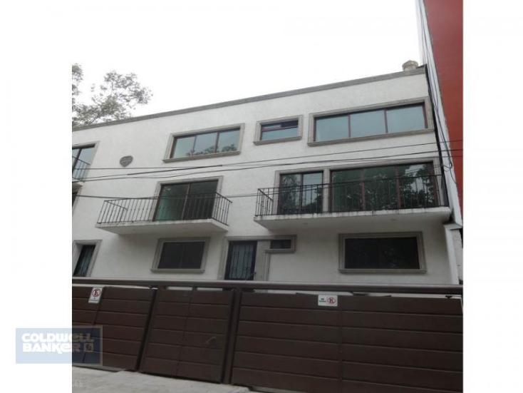 Foto de casa en condominio en renta en  , churubusco country club, coyoacán, distrito federal, 1717256 No. 01
