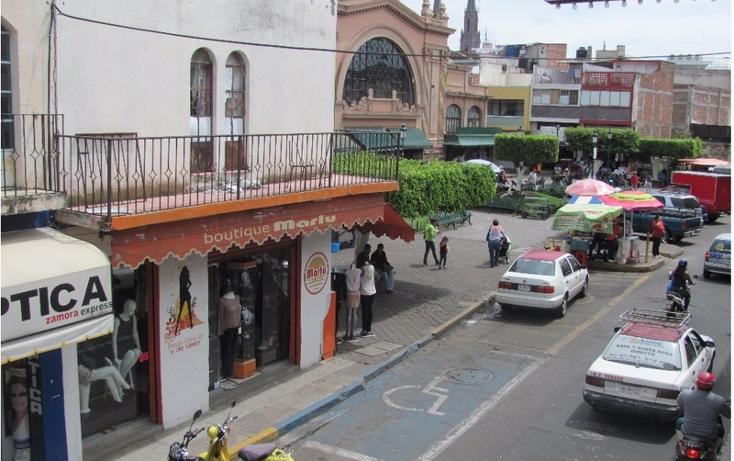 Foto de edificio en venta en corregidora , jardines de catedral, zamora, michoacán de ocampo, 1552602 No. 13