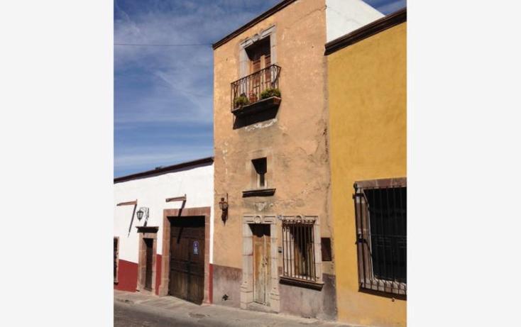 Foto de casa en venta en correo 1, san miguel de allende centro, san miguel de allende, guanajuato, 698849 No. 09