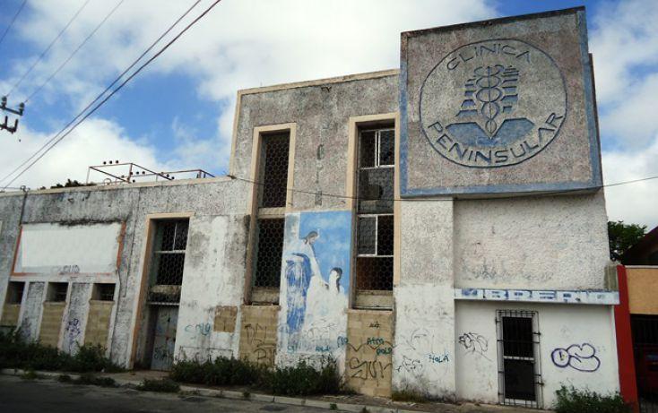 Foto de edificio en venta en, cortes sarmiento, mérida, yucatán, 1472751 no 01