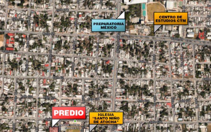 Foto de edificio en venta en, cortes sarmiento, mérida, yucatán, 1472751 no 04